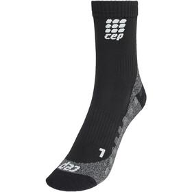cep Griptech Compression Short Socks Women, nero